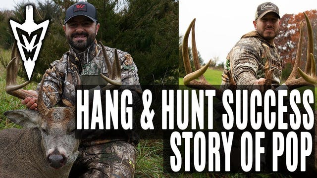 11-12-18: Hang & Hunt Success, The St...