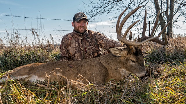 S2E19: Point Blank Booner, Buck of a Lifetime