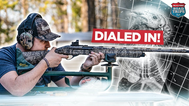 Dialing in the Franchi Affinity 3   Prepping for Season 2   Realtree Road Trips