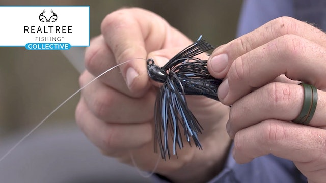 Best Trailer Colors for Jigs | Jacob Wheeler Fishing | Realtree Tips and Reviews