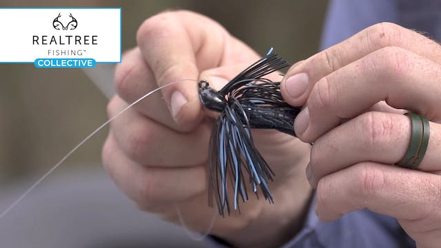 Best Trailer Colors for Jigs | Jacob ...