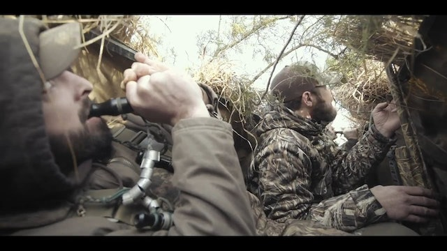 Duck Hunting on Cattle Ponds | Kansas Prairie Duck Hunting | DayBreak Outdoors