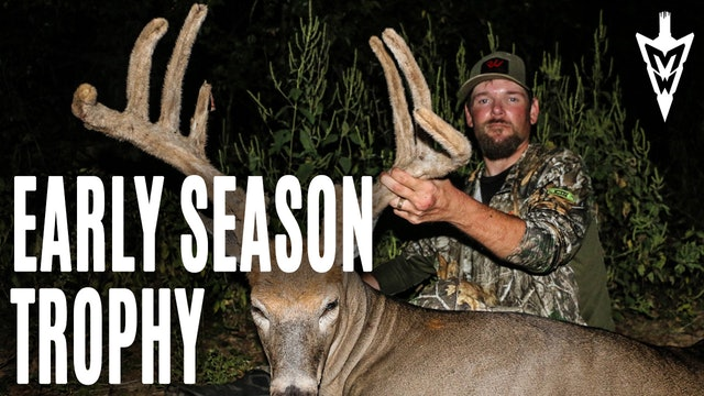 9-23-19: Early Season Trophy, More EHD Bucks | Midwest Whitetail
