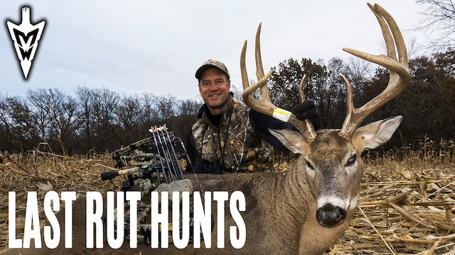 12-2-19: Rut's Last Days, End of Lockdown | Midwest Whitetail