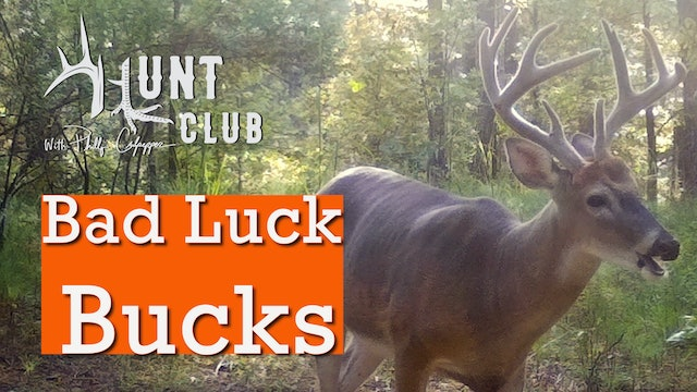 Shooter Buck at 20 Steps | More Tennessee Heartbreak | Hunt Club
