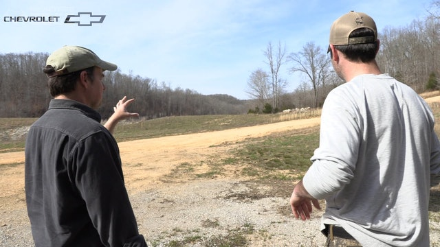 Tennessee Governor's Hunt | Hunting Early-Season Turkeys | Spring Thunder