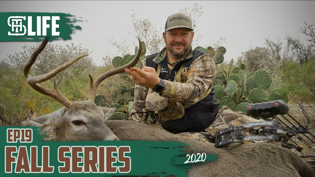 Monster 5-Pointer Falls in Mexico | Larry McCoy's Second Buck | Small Town Life