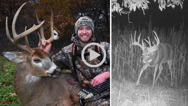 "11-27-17: Cameraman Kills Buck, 200+"" Heartbreak 