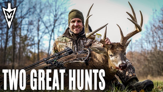 3-16-20: Breaking Down Two Hunts, Trail Camera Tips | Midwest Whitetail
