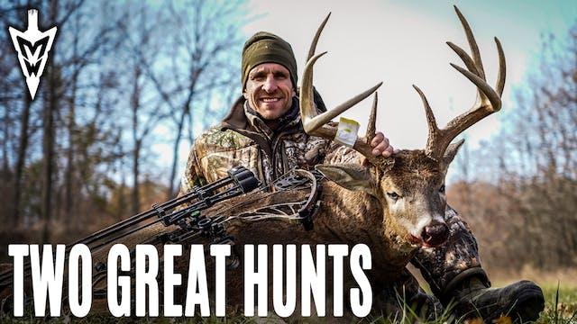 3-16-20: Breaking Down Two Hunts, Tra...