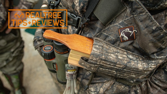 What's in Culpepper's Turkey Hunting Vest? | Ol' Tom | Realtree Tips and Reviews
