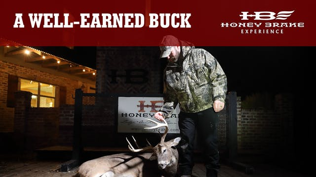A Well-Earned Buck | Hunting Big Loui...