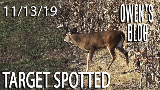 Owen's Blog: Target Spotted