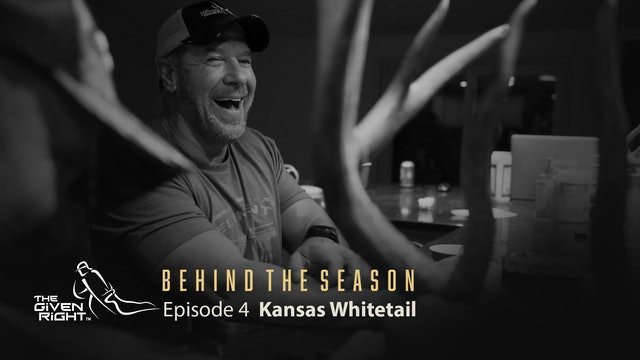 Hunting Monster Bucks in Kansas | Behind the Season (2020) | The Given Right