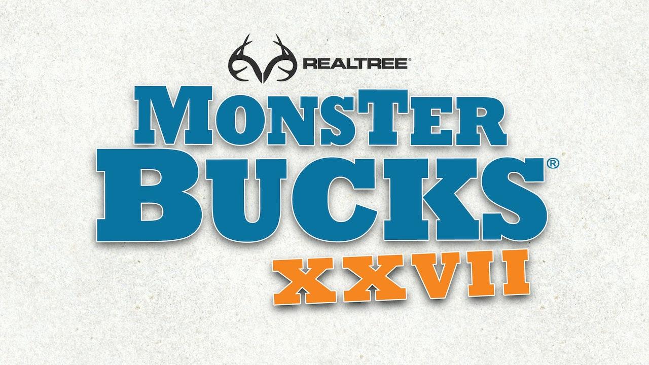 Monster Bucks XXVII - 2019