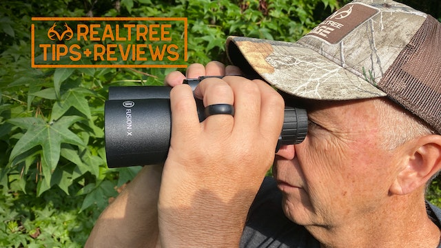 Bushnell Fusion X Range-Finding Binoculars Unboxing   Realtree Tips and Reviews