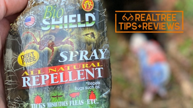 Repelling Ticks and Other Insects | BioShield Review | Realtree Tips and Reviews