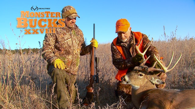 Brad Harris' Great Nebraska Monarch | Realtree's Monster Bucks