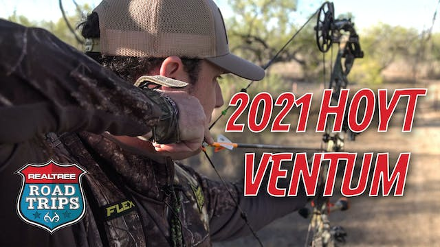 First Deer with the Hoyt Ventum | A S...