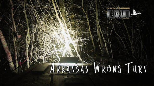 An Opening Day Arkansas Wrong Turn