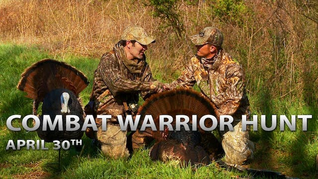4-30-18: Combat Warrior Hunt | Roaste...