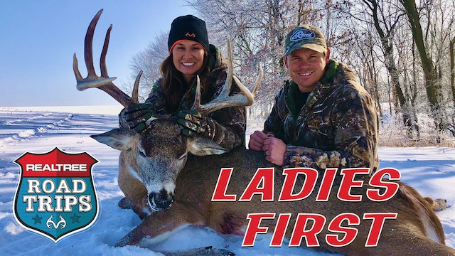Ladies First | Mrs. Goins Gets It Done | Realtree Road Trips