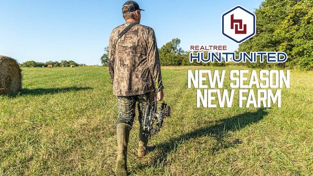 New Season New Farm   Hunt United