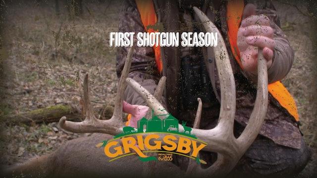 Mule Deer Buck is Back at the Grigsby