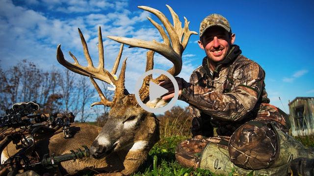 S1E13: World Class Buck – A Giant Surprise!