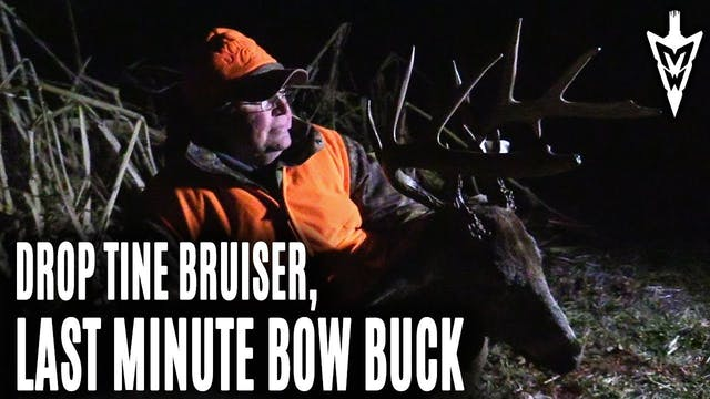 1-14-19: Last Second Bow Buck, Drop T...