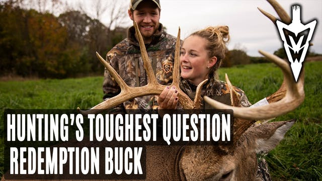 10-22-18: Hunting's Toughest Question...