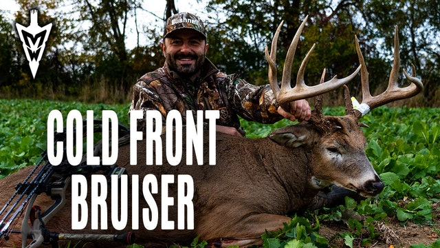 10-19-20: The Turkey Foot 10 Falls During October Cold Front | Midwest Whitetail