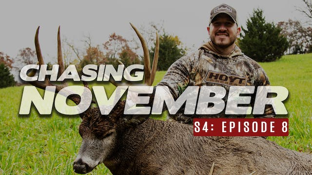S4E8: Huge 9 Pointer, A Giant Encounter