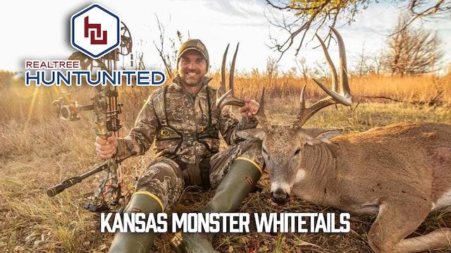 Bowhunting Giant Kansas Bucks