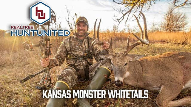 Bowhunting Giant Kansas Bucks