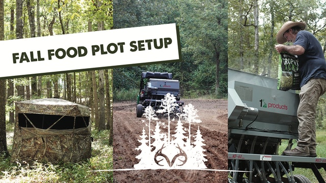 Small Food Plots for Deer | Using ATV Implements to Improve Habitat | Pay Dirt