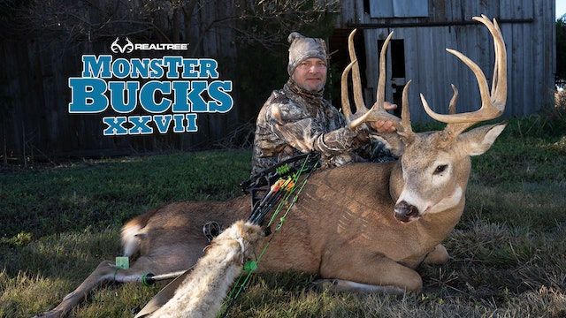Ben McDonald Kansas Monster Buck