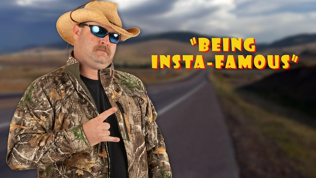 "Pitts on: ""Being Insta-Famous"""