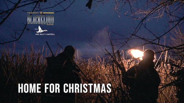 Home for the Holidays: A Christmas Hunt With Family