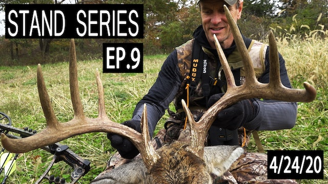 Gate Gap Bucks | Bill Winke Treestand Location Series
