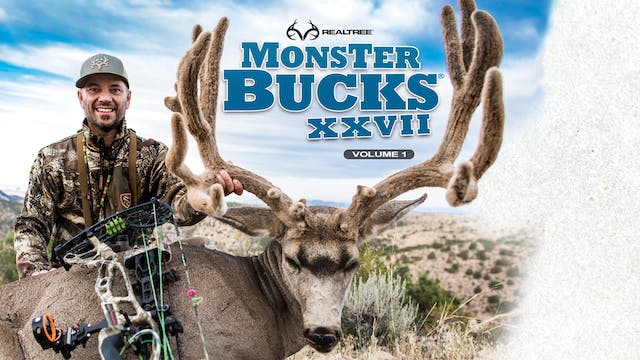 Nick Mundt Arizona Monster Buck