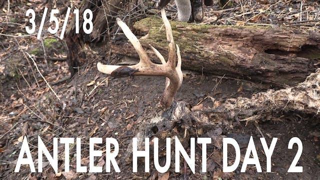 Winke's Blog: Antler Hunt Day 2