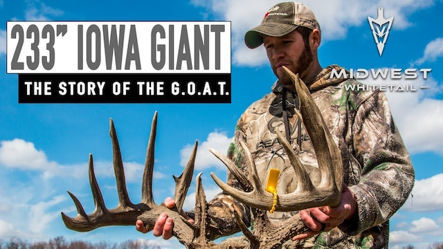 4-2-18: 233″ Iowa Giant, How To Fertilize Plots | Midwest Whitetail