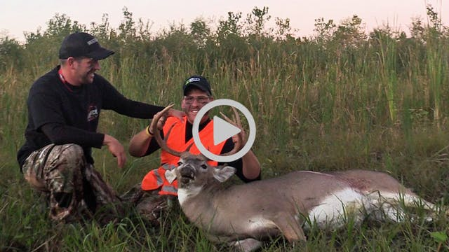 S1E3: Patterning Mature Bucks, Food P...