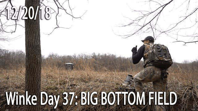 Winke Day 37: Big Bottom Field