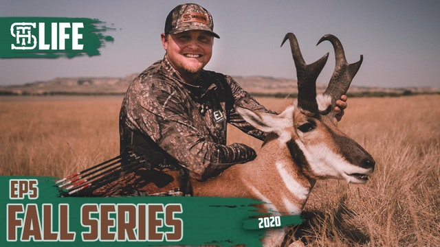 Giant Antelope Marches 1,500 yards | Cody Kelley Lets It Fly | Small Town Life
