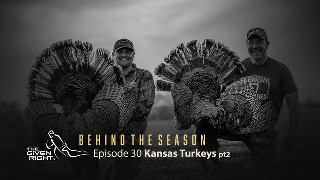 Kansas Turkeys with Cody Kelley | Beh...