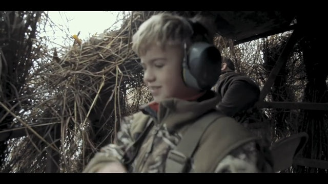 Youth Weekend in the Duck Blind | Eagles Nest Duck Hunt | DayBreak Outdoors