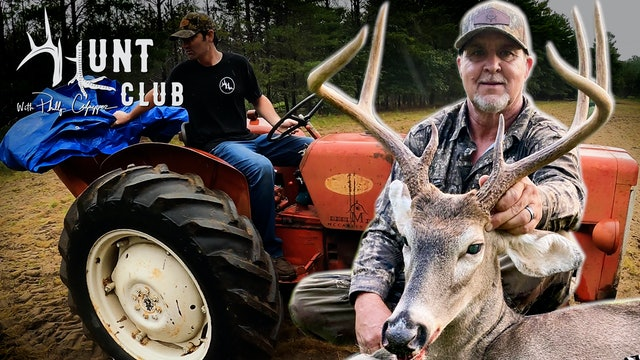Opening Day Georgia 7-Pointer   Planting Food Plots in the Rain   Hunt Club