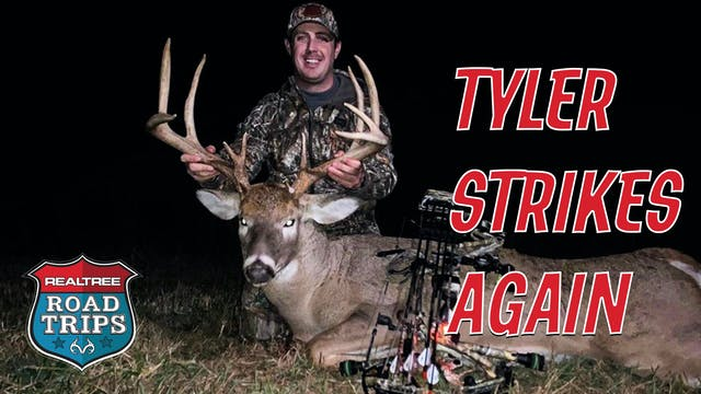Tyler Tags a Grigsby Stud | Hunting t...